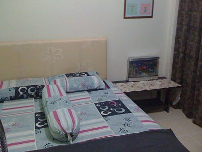 Apartment Bl Garden Air Itam Sakinah Homestay
