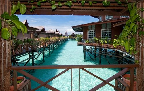 9 Floating Resort With Romantic Atmosphere To Honeymoon In Malaysia