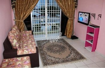 Homestay Penang Queensbay Guest House