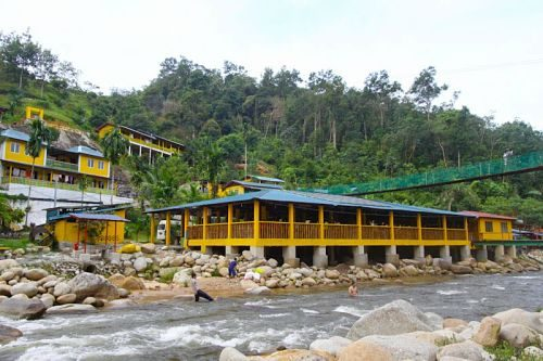 Sungai Bernam Teratak Riverview