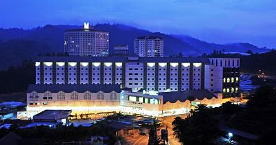 Hotel terbaik Di Cameron Highlands, Nova Highlands Resort and Residence