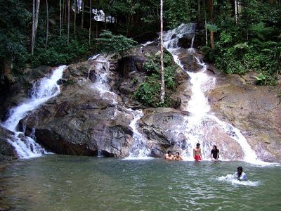 Air Terjun Sungai Kanching