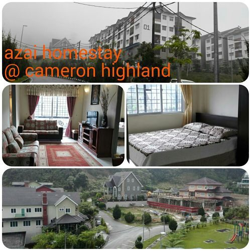 Azai Homestay murah cameron highlands