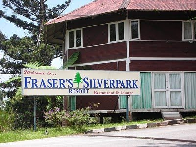 fraser hill holiday apartment and homestay