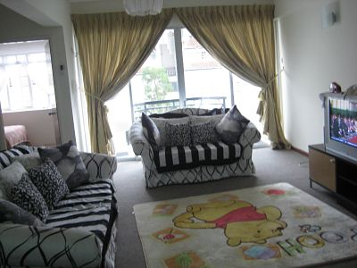 fraser hill holiday apartment and homestay hall