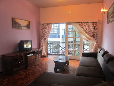 Cameron Highlands, Greenhill Resort Apartment