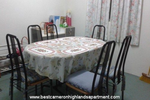 the Best homestay in cameron highlands