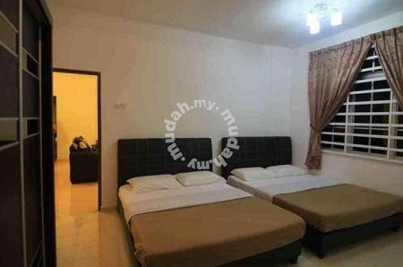 Holiday-Apartment-Cameron-Highlands-bedroom