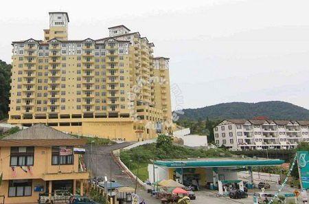 Holiday-Apartment-Cameron-Highlands-out-door
