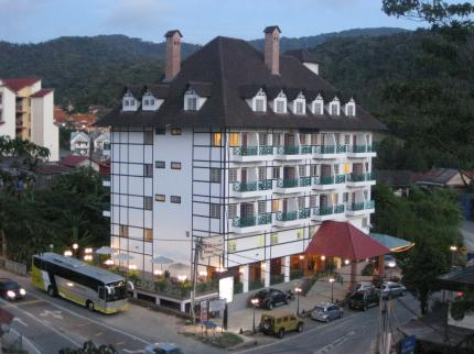 iris house hotel cameron highlands