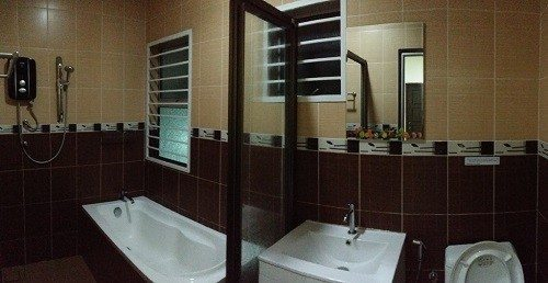 Homestay SS2 Petaling Jaya 4 Room 3 Bathroom