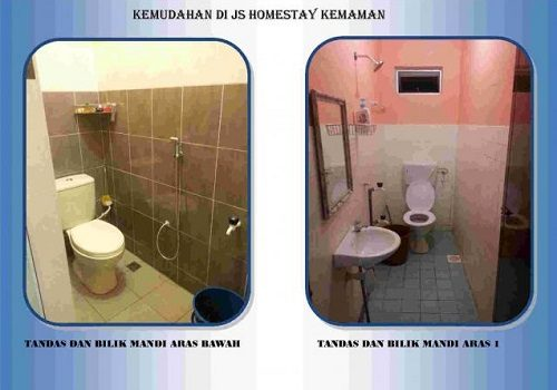 J's Guesthouse Homestay Kemaman