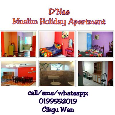 Dnaz Muslim Apartment Cameron Highlands
