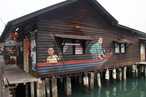 Best Place Penang Homestay