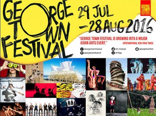 Homestay Penang Experience The Georgetown Festival
