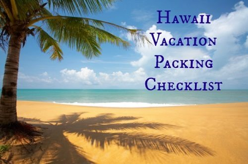 What You Need to Pack for Your Hawaii Vacation?
