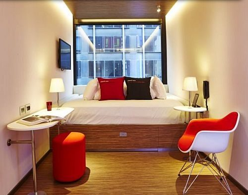Best Affordable Hotels In New York City - CitizenM New York Times Square