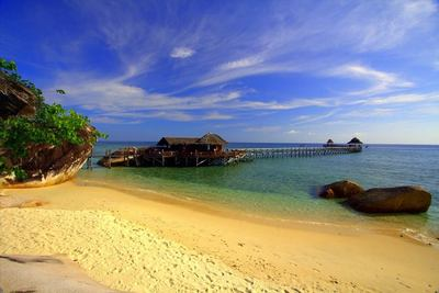 9 Wonderful Chalets at Bagus Place Tioman Island