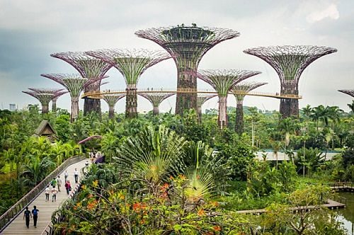 Bayl Garden Singapore Top-Rated Tourist Attractions