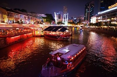 Clarke Quay Singapore Top Rated Tourist Attractions