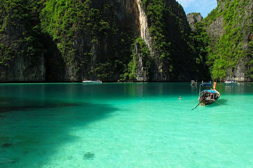 Most Beautiful Thailand Beaches For Family Vacation Phi Phi Island
