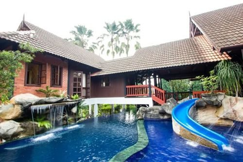 7 Resort In Selangor With Swimming Pool Vacation Droves Homestay Malaysia
