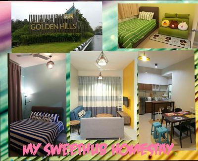 Cameron Highlands Apartment Muslim Homestay Murah