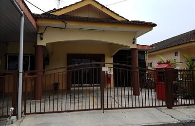 Homestay Menarik Taiping Leisure Home Taiping