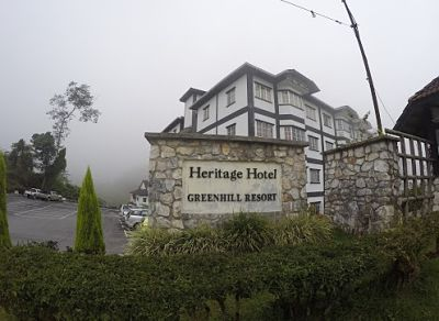 Aya Muslim Apartment Homestay Cameron Highlands hotel reservations