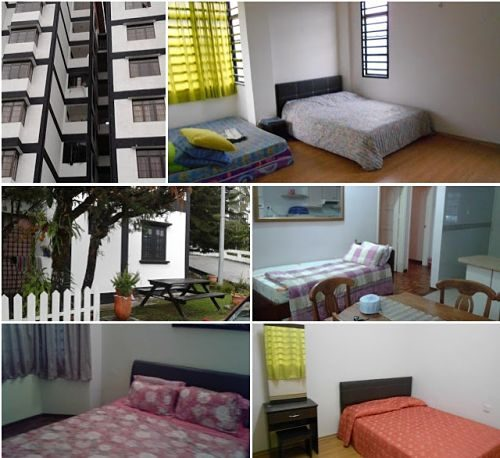 Muslim Budget Holiday Apartment in Cameron Highlands Prima