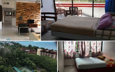 Batu Ferringhi Penang Hotel Reservations Get Latest Promotion Deals Sri Sayang Resort Service Apartment