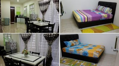 Iris Homestay In Changlun