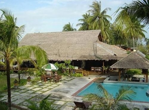 D'Coconut Island Resort In Johor With Swimming Pool