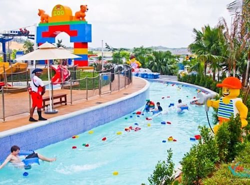 Legoland In Johor With Swimming Pool Vacation Drove