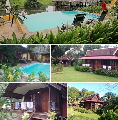 Pasir Belanda Resort In Kelantan With Swimming Pool