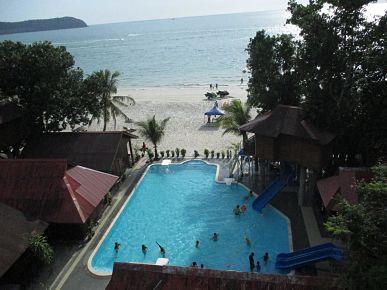 Malibest Resort in Langkawi With Swimming Pool