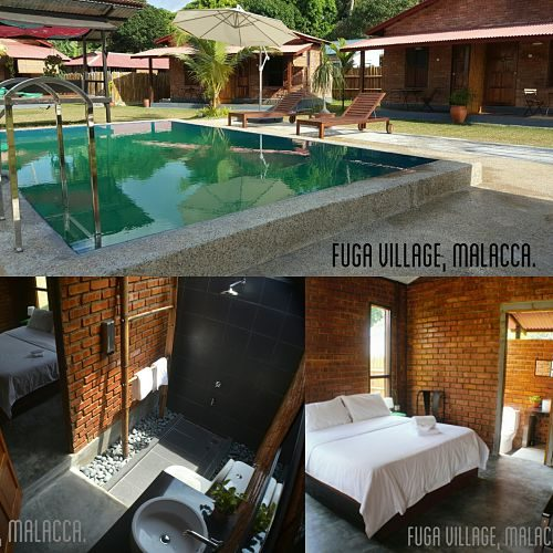 Fuga Village Resort In Melaka With Swimming Pool