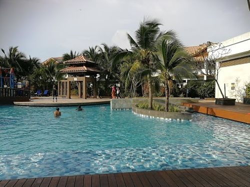 Grand Lexis Port Dickson Resort In Negeri Sembilan With Swimming Pool