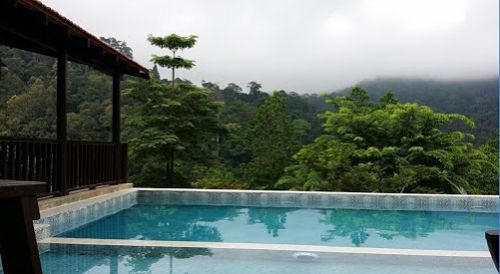 Seremban Eco Nature Resort Resort In Negeri Sembilan With Swimming Pool