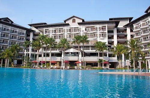 Thistle Port Dickson Resort In Negeri Sembilan Without Swimming Pool