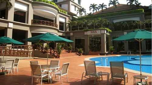 Resort In Melaka With Swimming Pool Vacation Drove