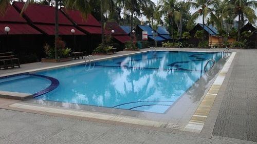 Air Keroh D'Village Resort In Melaka With Swimming Pool