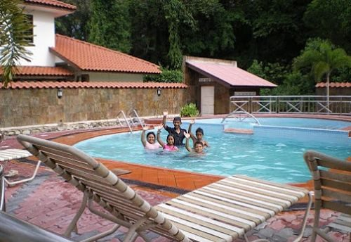Ismah Beaqch Resort In Melaka With Swimming Pool