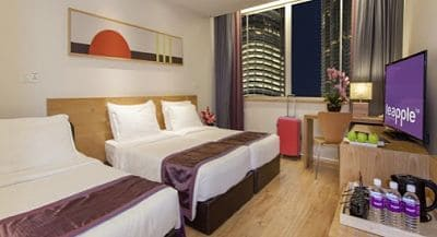 Le Apple Boutique Hotel KLCC Luxury Hotels In Kuala Lumpur Malaysia
