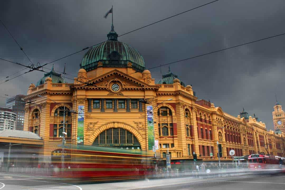 Flinders Street Free Things To Do In Melbourne Unsplash