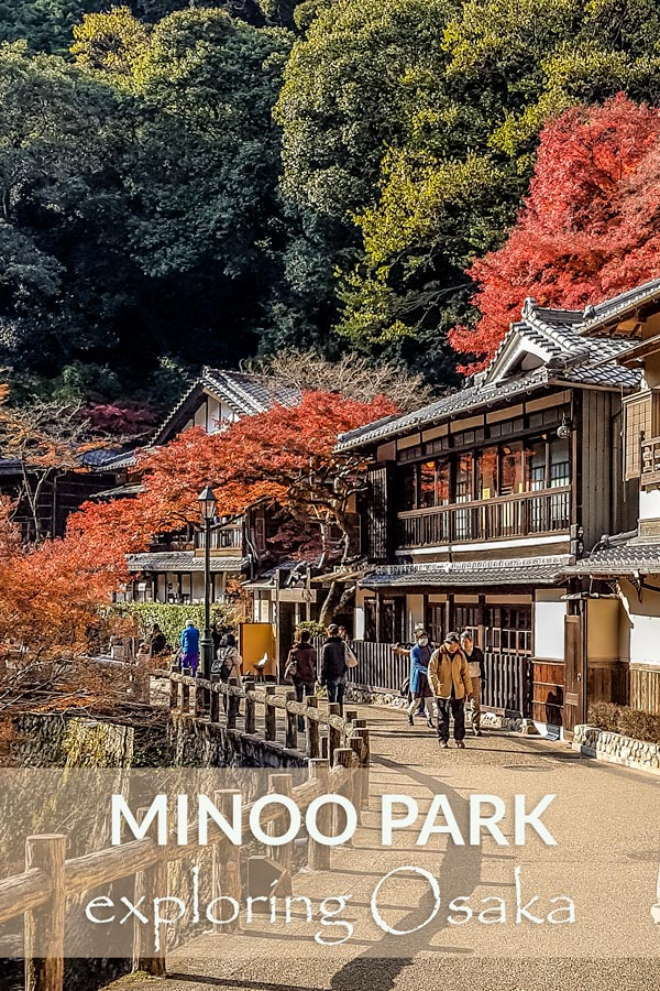 Planning a trip to explore Minoo Park