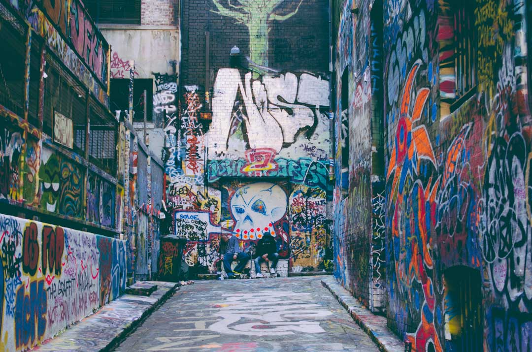 Hosier Lane Unsplash