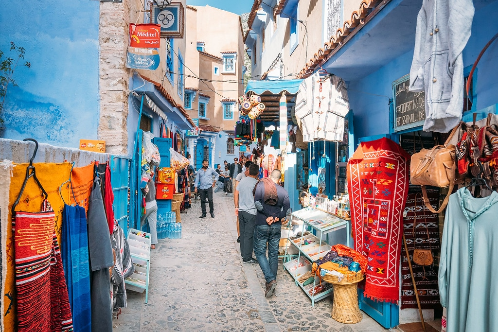 Chefchaouen Shopping