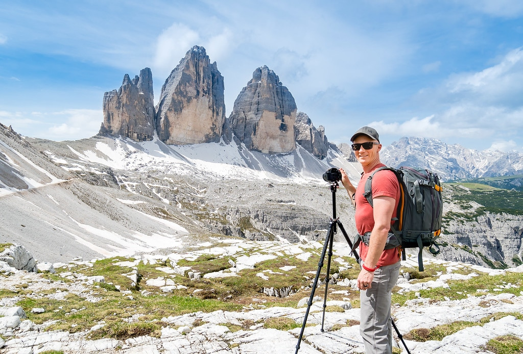 Travel Tripods for Hiking
