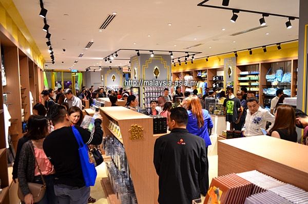 20th Century Fox World Studio Store Malaysia